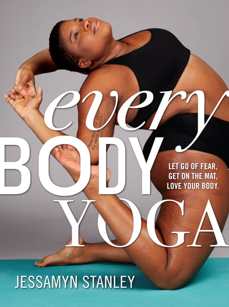 Cover of Jessamyn Stanley's 'Every Body Yoga'