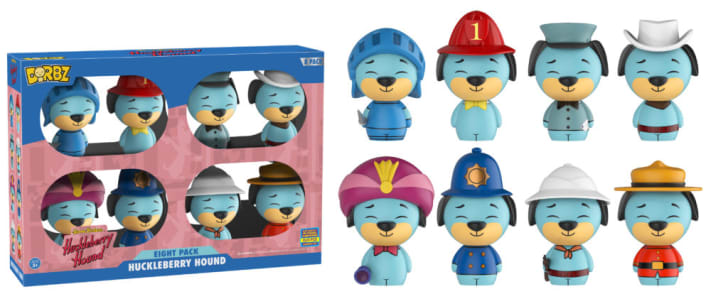 "A ""Huckleberry Hound"" Funko Pop! Animation 8-pack"