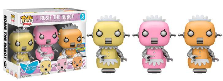 """The Jetsons"" Funko Pop! Animation 8-pack of Rosie the Robot"