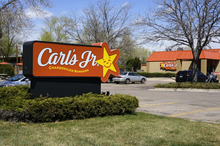 Carl's Jr. location in Fort Collins, Colorado