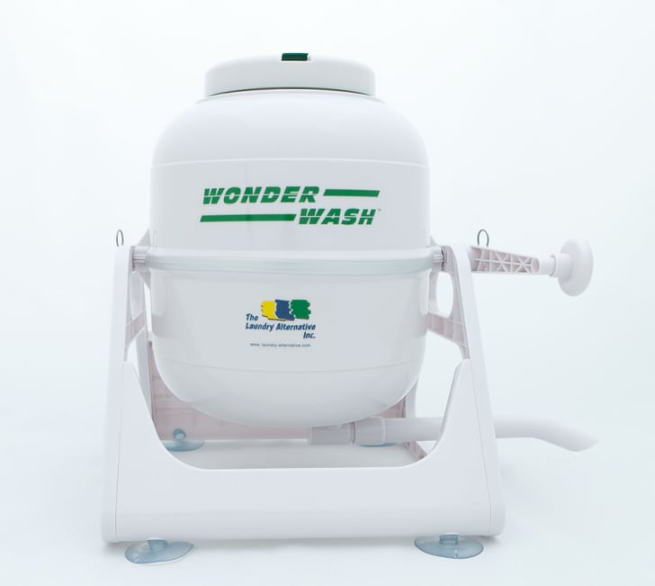 A Wonderwash rotating drum