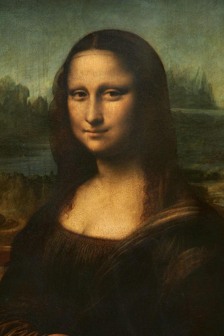 A look at 'Mona Lisa' by Leonardo da Vinci
