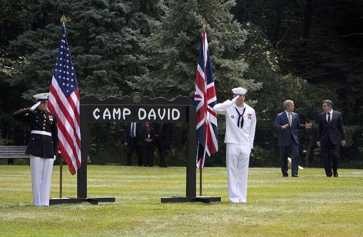 Camp David, Maryland
