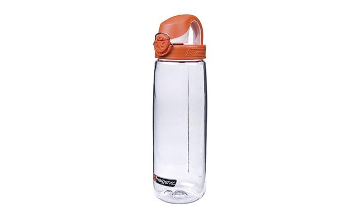 Nalgene flip-top water bottle