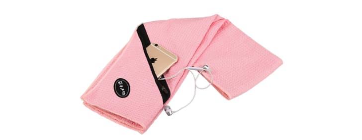 Lightweight gym towel