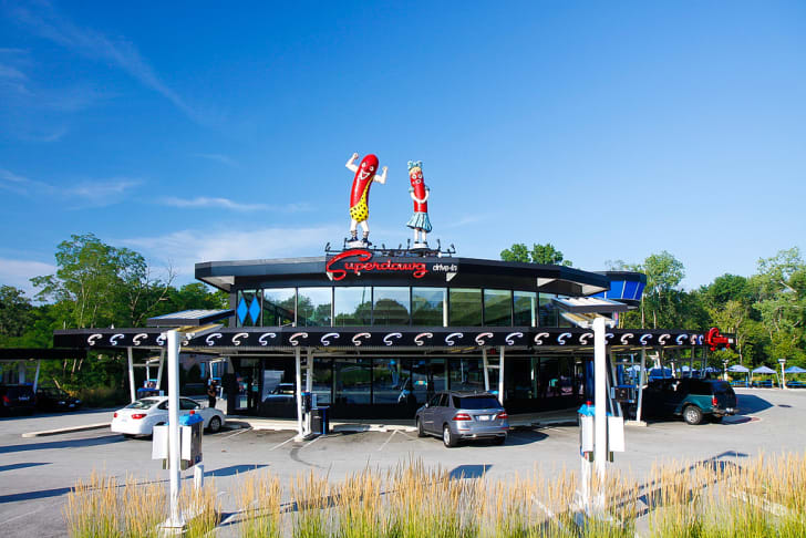 superdawg drive in