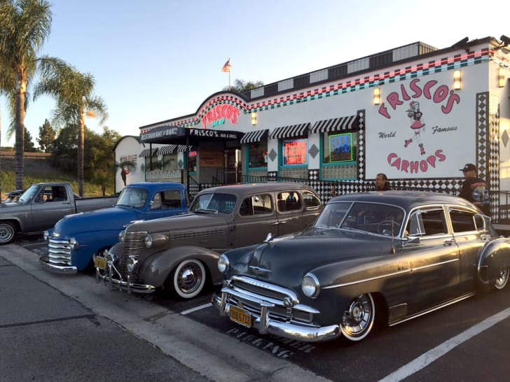 frisco's drive in