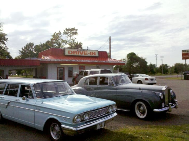wagner's drive in
