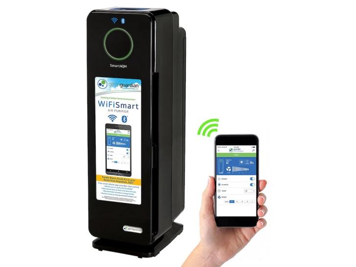 GermGuardian smart air filtration system