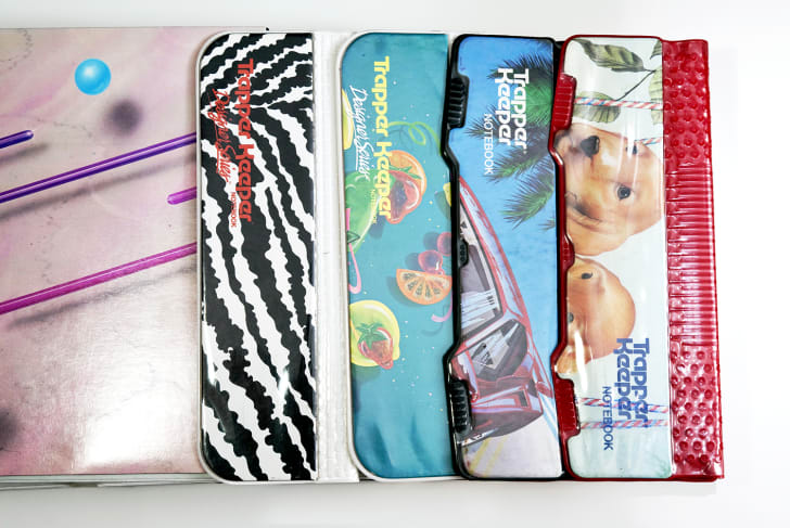 Trapper Keepers.