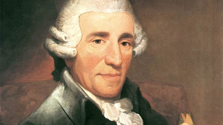 This is an image of composer Joseph Haydn.