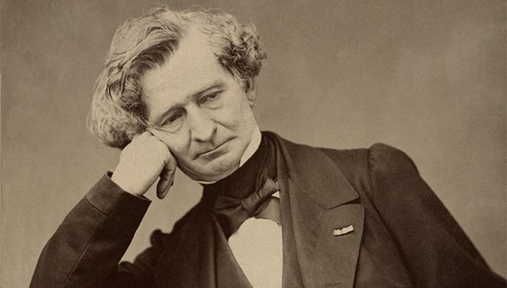 This is an image of composer Berlioz Petit.