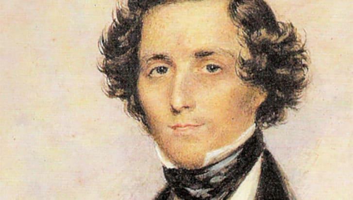 Composer Mendelssohn Bartholdy