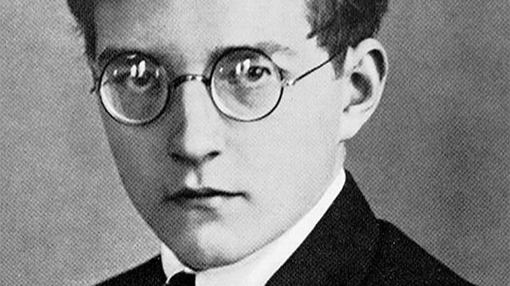Composer Dmitrij Dmitrijevič Šostakovič