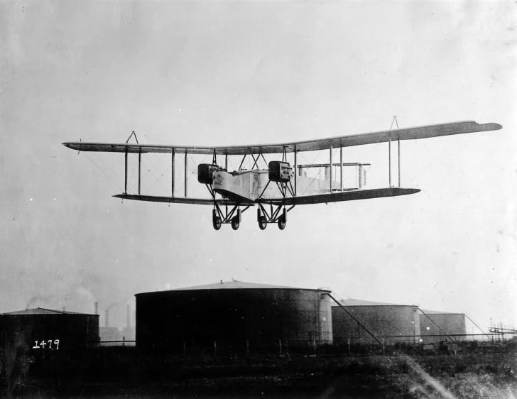 """Handley Page Type """"O"""""""