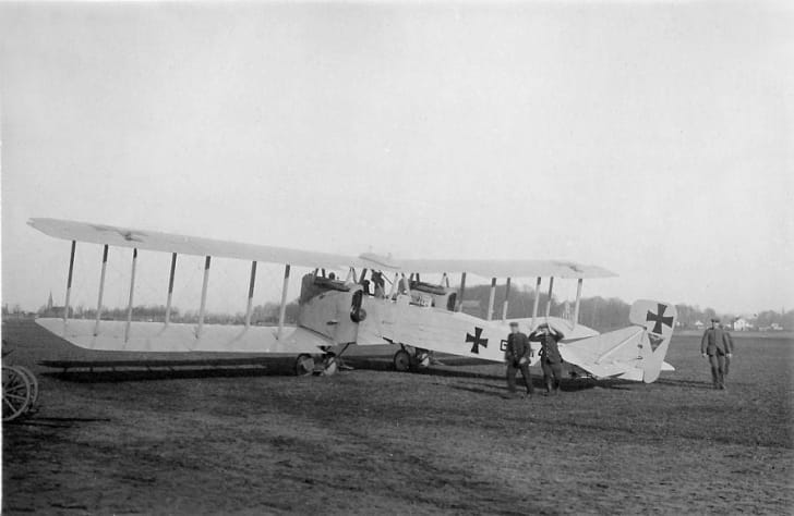 The G.IV was a 40-feet-long aircraft with a wingspan of 78 feet
