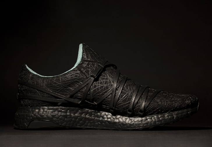 3D Printed adidas Ultra Boost Will be Given to Olympians