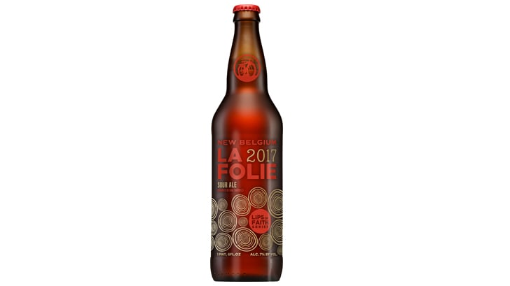 La Folie Sour Brown Ale New Belgium Brewing beer