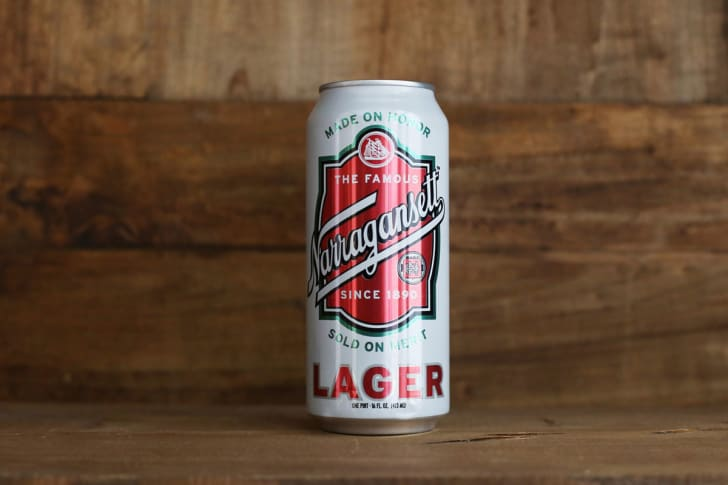 Narragansett Lager Narragansett Brewing Co