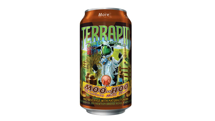Terrapin Moo-Hoo Chocolate Milk Stout beer