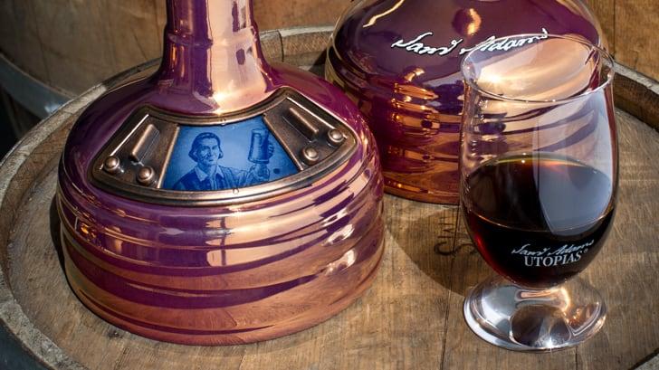 Samuel Adams Utopia Boston Beer Company beer