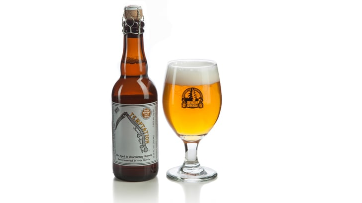 Temptation Russian River Brewing Company beer