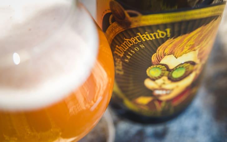Das Wunderkind! Jester King Brewery beer