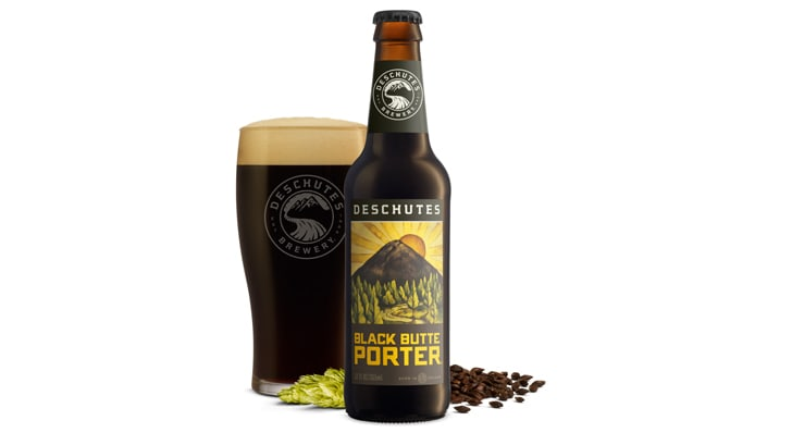 Black Butte Porter Deschutes Brewery beer