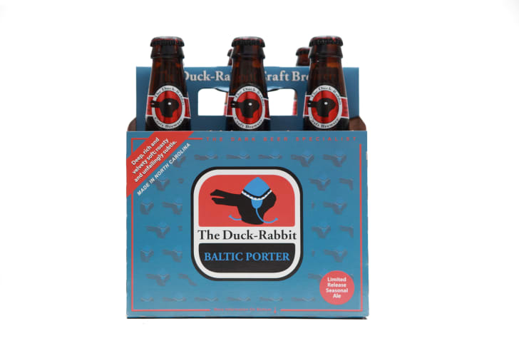 Duck-Rabbit Baltic Porter beer