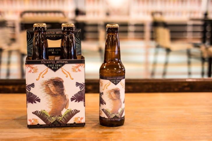 Gose Gone Wild Stillwater Artisanal beer
