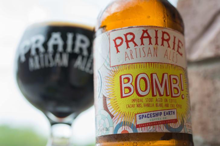 Bomb! Prairie Artisan Ales Beer