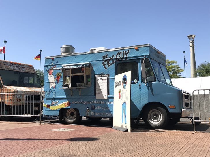 The Fry Guy Food Truck