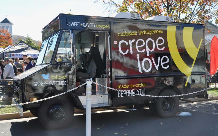 Crepe Love food truck
