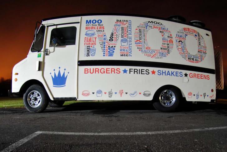Moo Food truck