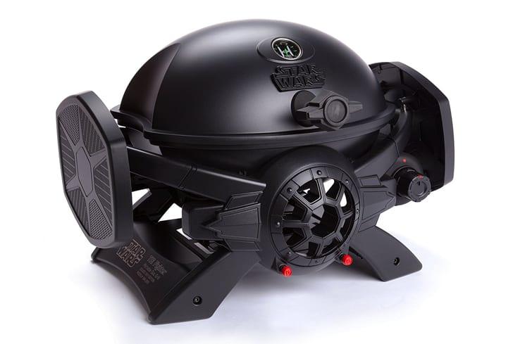 Star Wars grill