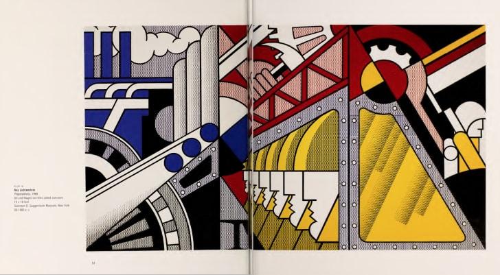Roy Lichtenstein's Preparedness