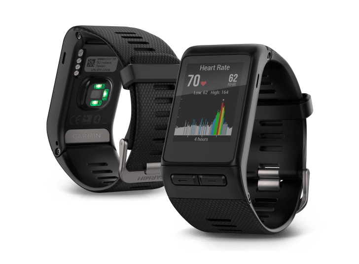 Vivoactive activity monitor wearable device from Garmin