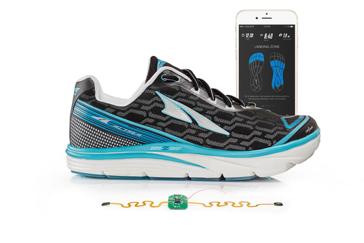 Smart shoe from Altra