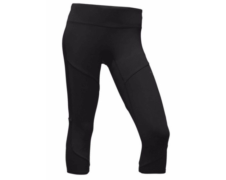 Black capri pants by The North Face