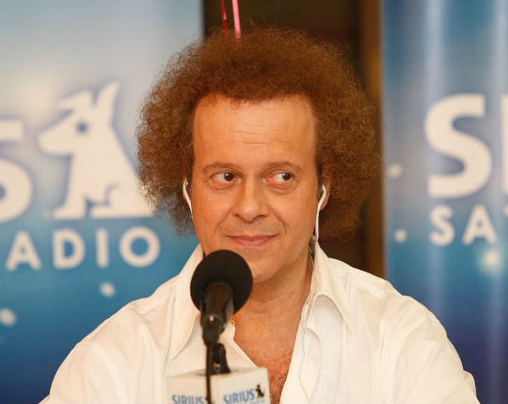 A photo of Richard Simmons