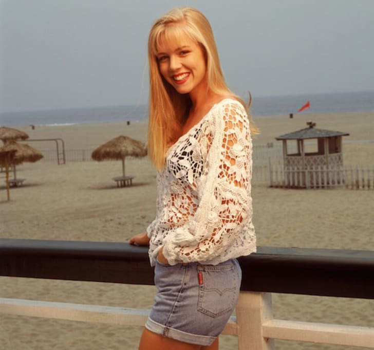 Jennie Garth in 'Beverly Hills, 90210'