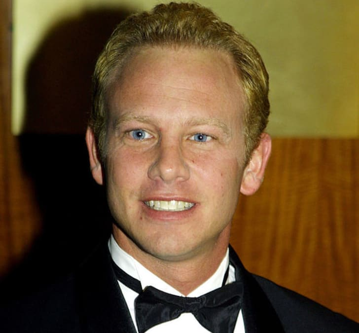 Actor Ian Ziering attends an event
