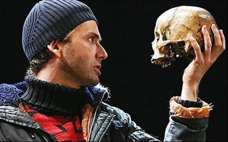 David Tennant in 'Hamlet'