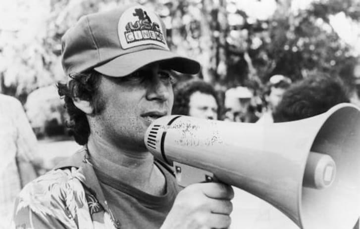Director Steven Spielberg