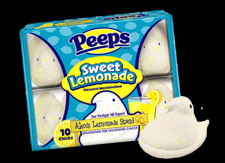 Sweet Lemonade Peeps