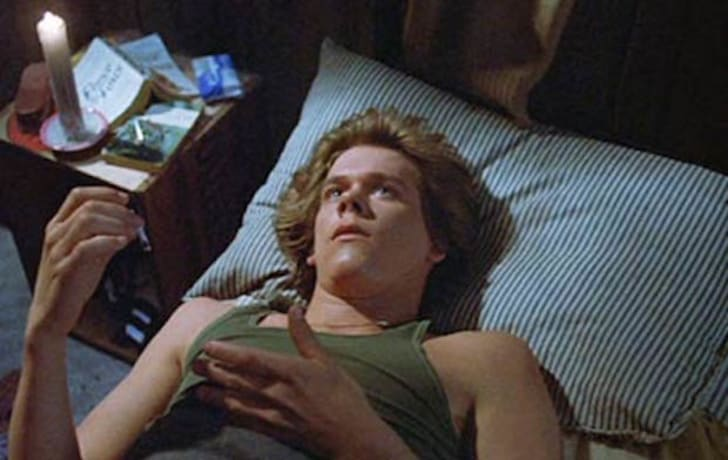 Kevin Bacon stars in 'Friday the 13th' (1980)
