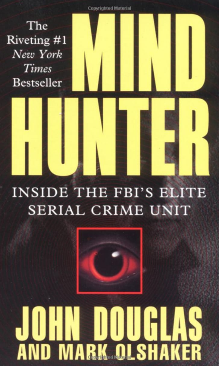 A book called Mind Hunter