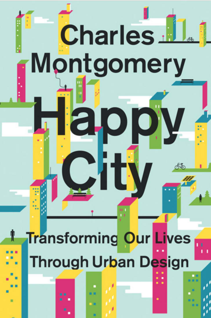 Happy City book