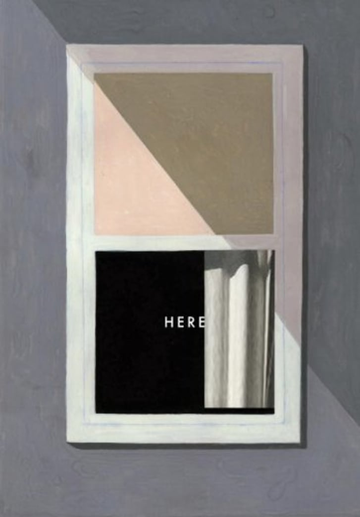 A book called Here