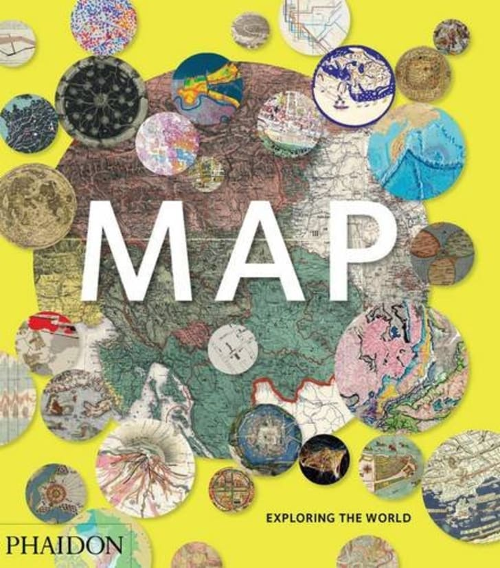 A book about maps